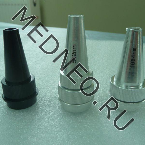 Насадка для карбонового пилинга неодимовый лазер