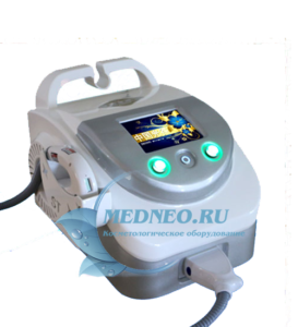 Аппарат ЭЛОС (ELOS) эпиляции для салона красоты или косметологического кабинета